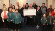 Community Cash Award Presentation Evening