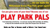 Could you be a Play Park Pal?